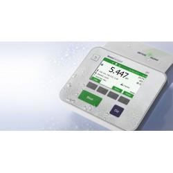 Design robusto e materiali di qualità superiore. Un pHmetro duraturo per il vostro banco di lavoro.
