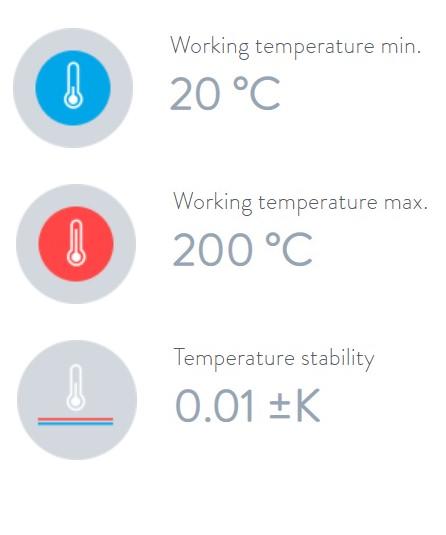 Termostati di riscaldament serie ECO, LAUDA