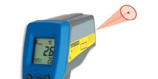termometro ad infrarossi dostmann scantemp 385